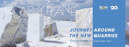 "Xiamen Stone Fair's Cloud: ""Journey Around the New Quarries"""