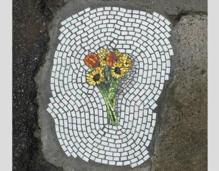 Street-Art by Jim Bachor.