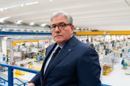 Massimo Potenza. Photo: Biesse Group