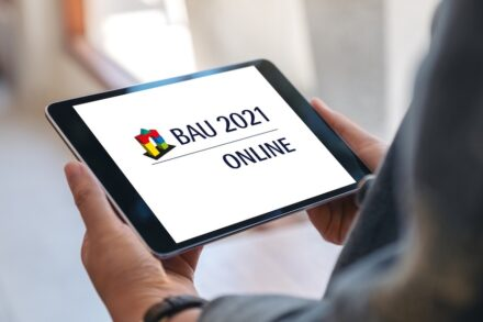 In 2021, BAU will take place as a purely digital format.