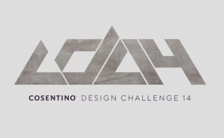 Logo of the Cosentino Design Challenge 14.