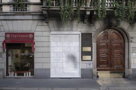 Marsotto Showroom in Milan, Largo Treves 2, Brera District.
