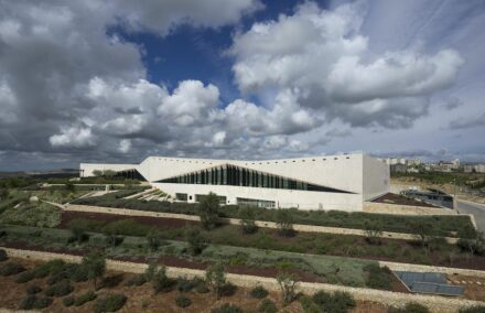 Heneghan Peng Architects: Palestinian Museum.