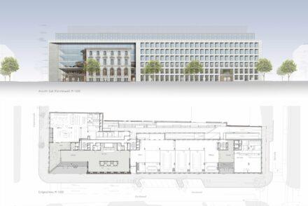 SOP Architekten: Büro- und Geschäftshaus Fürst & Friedrich.