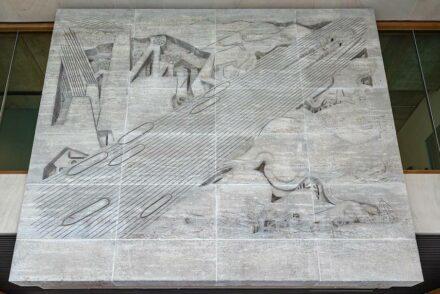 SOP Architekten: Büro- und Geschäftshaus Fürst & Friedrich. Foto: Bamberger Natursteinwerk Hermann Graser