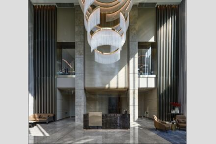 Studio Marco Priva: Huzhou Club Center.