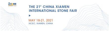 21st Xiamen Stone Fair.