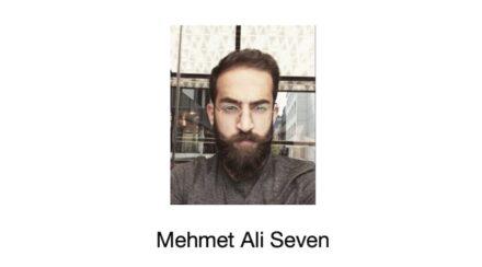 Mehmet Ali Seven.