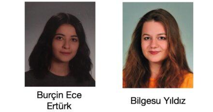 Burçin Ece Ertürk, Bilgesu Yıldız.