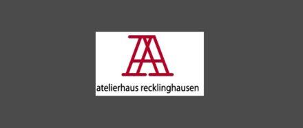 Logo des Atelierhauses Recklinghausen.