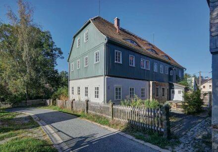 1. Preis: das Faktorenhaus C.W. Henke in Ebersbach-Neugersdorf.