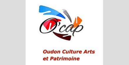 Logo of O'Cap (Odon Culture Art Patrimoine).