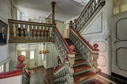 3. Preis: Patrizierhaus in Goslar.