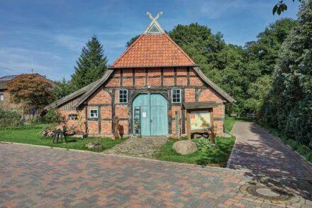 3. Preis: Häuslingshaus in Langwedel.