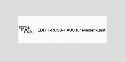 Logo: Edith-Russ-Haus, Oldenburg.