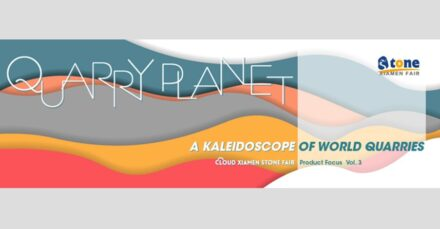 """Quarry Planet"" volume 3: A Kaleidoscope of World Quarries."