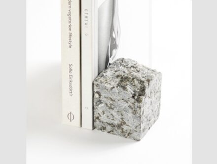 Bookends by Lundhs.