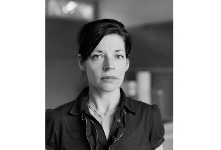 Katja Davar. Foto: Albrecht Fuchs