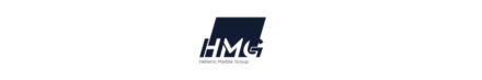 Logo of HMG (Hellenic Marble Group).