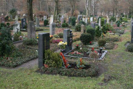 Im Dezember 2021 starben in Deutschland deutlich mehr Menschen als in den Jahren zuvor in diesem Monat.