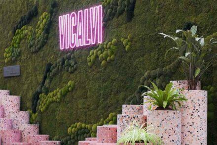 """Mizzi Studio: """"Terrazzo Garden""""."""