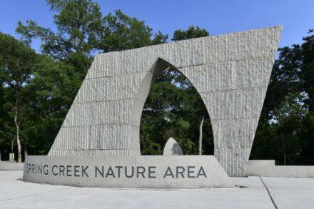 Öffentlicher Raum / Parks / Denkmäler: Spring Creek Nature Area: Richardson, TX, Coldspring Cold Spring, MN. Dee Brown Inc. Richardson, TX.