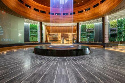 Innenräume gewerblich: Seminole Hard Rock Hotel & Casino Expansion, Hollywood, FL. Twin Stone Designs & Installations Hollywood, FL.
