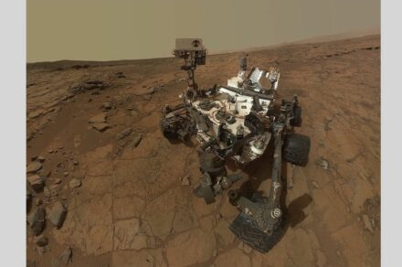 "The Curiosity rover, currently exploring Mars, and the recently landed Perseverence, face little chance of being hit by lightning. Photo: NASA/JPL-Caltech/MSSS / <a href=""https://commons.wikimedia.org/""target=""_blank"">Wikimedia Commons</a>, <a href="" https://en.wikipedia.org/wiki/Creative_Commons_license""target=""_blank"">Creative Commons License</a>"