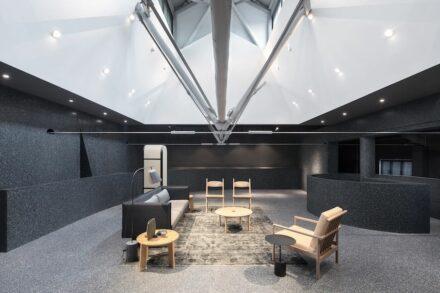 Atelier tao+c: Jolor showroom in Shanghai.