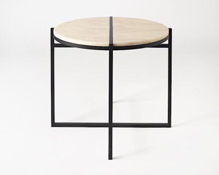 "Isabell Gatzen: side table ""The Other Way Round""."