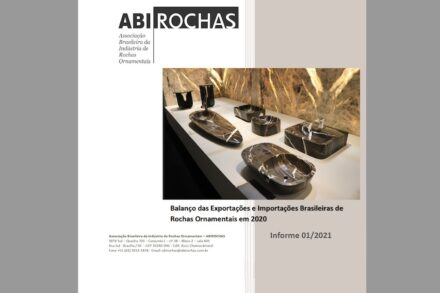 The cover of Abirochas Informe 1/2021.
