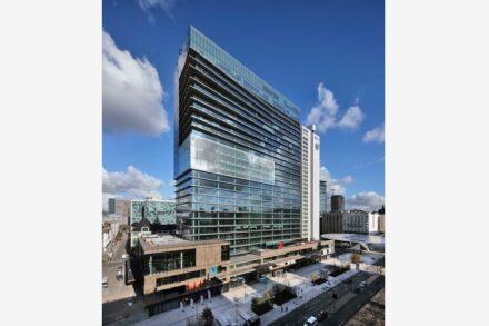 Das Manhattan Center in Brüssel nach dem Umbau.