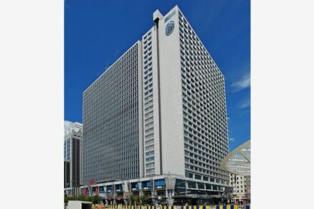 Das Manhattan Center in Brüssel vor dem Umbau. Foto: <a href=