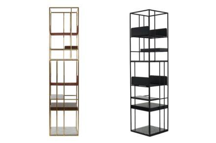 Opera Contemporary: Taylor bookcase.