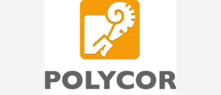 Logo of Polycor.
