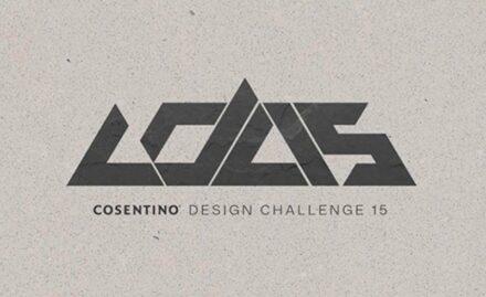 Logo of the 15th Cosentino Design Challenge.
