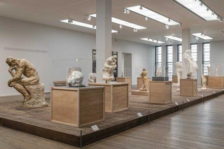 "Blick in die Ausstellung ""The EY Exhibition: The Making of Rodin atTate Modern"". Foto: Tatephotography / Matt Greenwood"