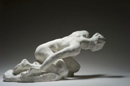 "Auguste Rodin, ""The Tragic Muse"", 1890 Musée Rodin."