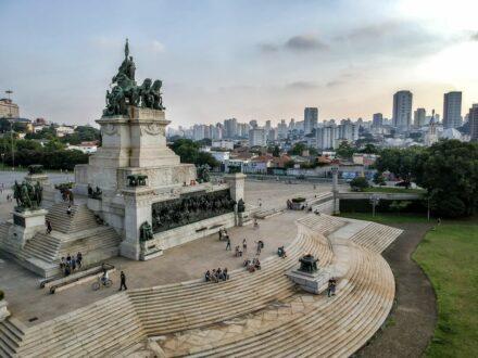 "Ettore Ximenes, Manfredo Manfredo: ""Monumento à Independência do Brasil"". Photo: Igor Rando / Wikimedia Commons"
