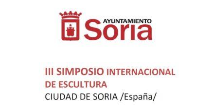 III Sculpture International Symposium 2021 Soria, Spain.