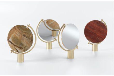 Stein und Schönheit: Spiegel der italienischen Firma JCP, Designstudio CTRLZAK.