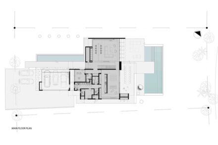 """OON Architecture: """"Marble House""""."""