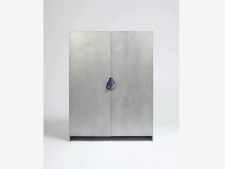 """Pierre de Valck: """"Pieces with Stone""""."""