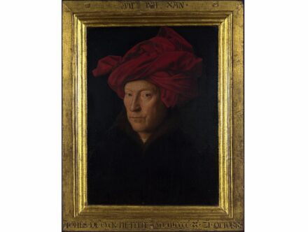 "Jan van Eyck: ""Portrait of a Man"". Source: National Gallery / <a href=""https://commons.wikimedia.org/""target=""_blank"">Wikimedia Commons</a>, <a href="" https://en.wikipedia.org/wiki/Creative_Commons_license""target=""_blank"">Creative Commons License</a>"