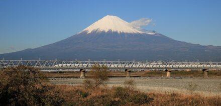"""Der Fuji, geologisch gesehen ein Vulkan, ist für die Japaner weit mehr als nur der höchste Berg ihres Landes. International zählt er deshalb zum Weltkulturerbe. Foto: Alpsdake / <a href=""""https://commons.wikimedia.org/""""target=""""_blank"""">Wikimedia Commons</a>, <a href="""" https://en.wikipedia.org/wiki/Creative_Commons_license""""target=""""_blank"""">Creative Commons License</a>"""