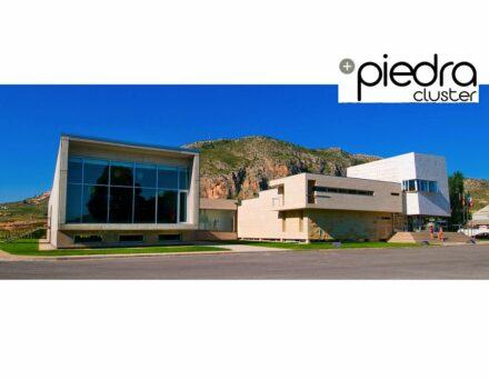 Sitz des Cluster Piedra in Chehegín in der Provinz Murcia.