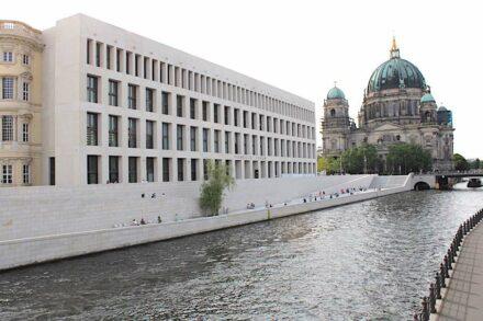Neubau Berliner Schloss.