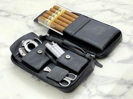 """Mikol: """"Marquina Cigar Bag""""."""