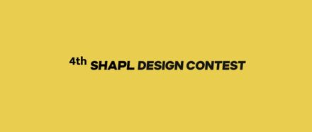 Logo of the 4th SHAPL Design Contest.