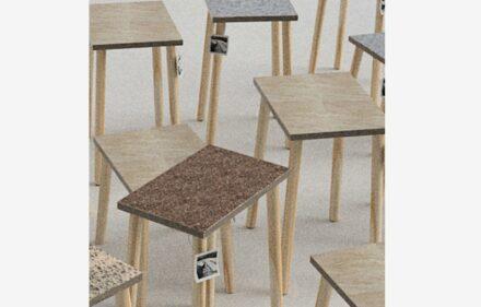"""Peder Nilsson: """"Spill Table""""."""